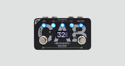BINARY IR CAB